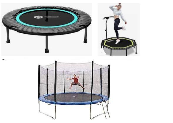 Quel genre de trampoline convient le plus à vos enfants ?